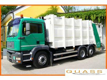 MAN TGA 26.390  6x2-2 LL / ZÖLLER MEDIUM XL  - garbage truck