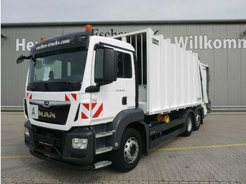 Garbage truck MAN TGS 26.360 6x2-4BL*Zöller X2Eevo25* Zöller Delta