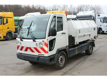 MULTICAR FUNO, GARBAGE TRUCK WITH PRESS  - شاحنة النفايات