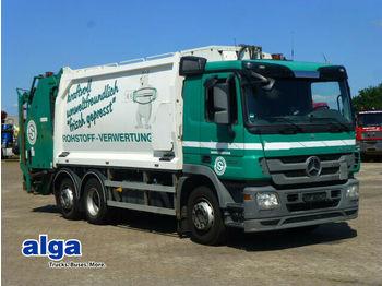 شاحنة النفايات Mercedes-Benz 2532 L Actros, Geesink GPM III V 22H25 + Schütte