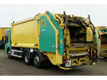 شاحنة النفايات Mercedes-Benz 2628 Econic 6x2, Geesink GPM III 22H25 Schütung: صورة 1