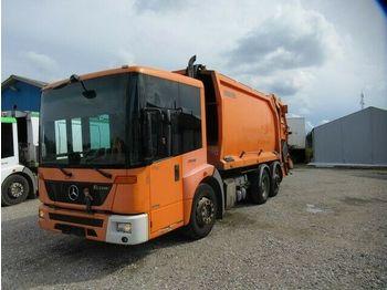 Garbage truck Mercedes-Benz 2633 6x2 NORBA RL 300, 1 Kammer