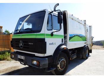 Garbage truck Mercedes-Benz SK 1824