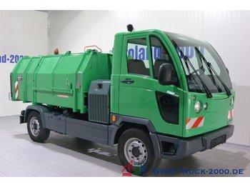 Multicar Fumo Müllwagen Hagemann 3.8 m³ Pressaufbau - شاحنة النفايات