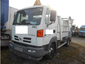 Garbage truck Nissan Alteon 80.14