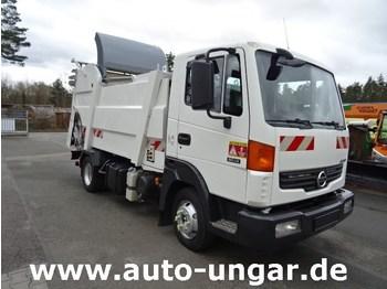 Nissan Atleon 80.14 V5 Müllwagen Schüttung Presse 8m³ - شاحنة النفايات