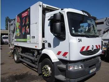 Garbage truck Renault Midlum 270 DXI
