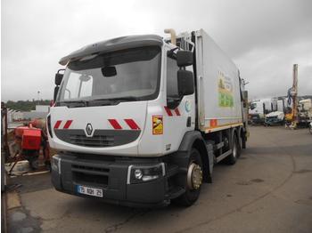 Garbage truck Renault Premium 320 DXI