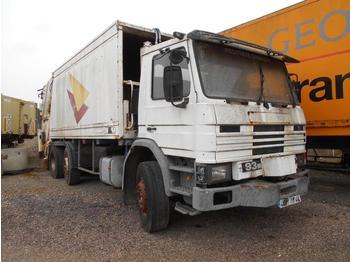 Garbage truck Scania 93M210
