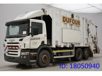 شاحنة النفايات Scania P310 - 6x2