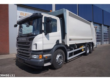 Scania P 320 Farid 25m3 - garbage truck