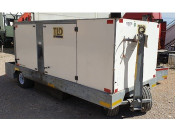 Ground support equipment GPU/120 KVA 4120-T-CUP