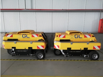 Ground support equipment Guinault GPU GB60/20 with 60kvA for ATR/E145/Jets: picture 2