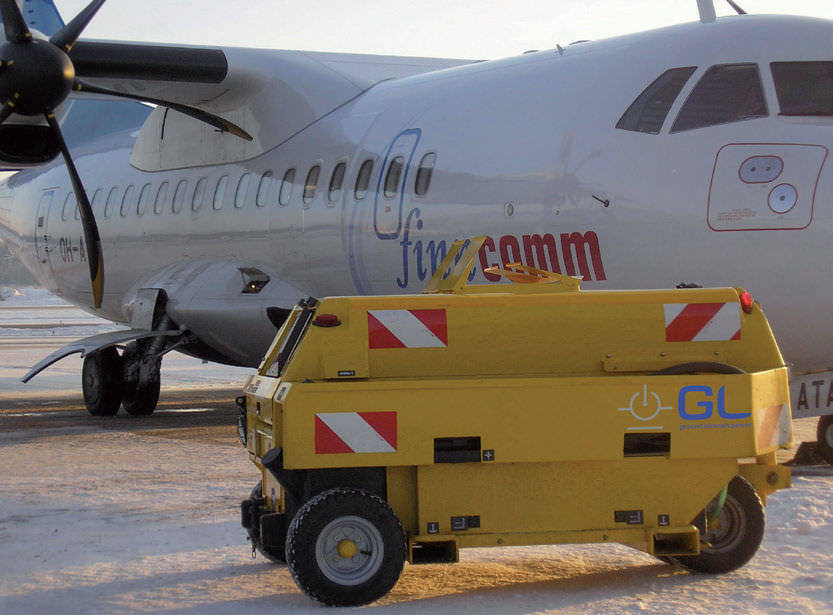 Ground support equipment Guinault GPU GB60/20 with 60kvA for ATR/E145/Jets: picture 9