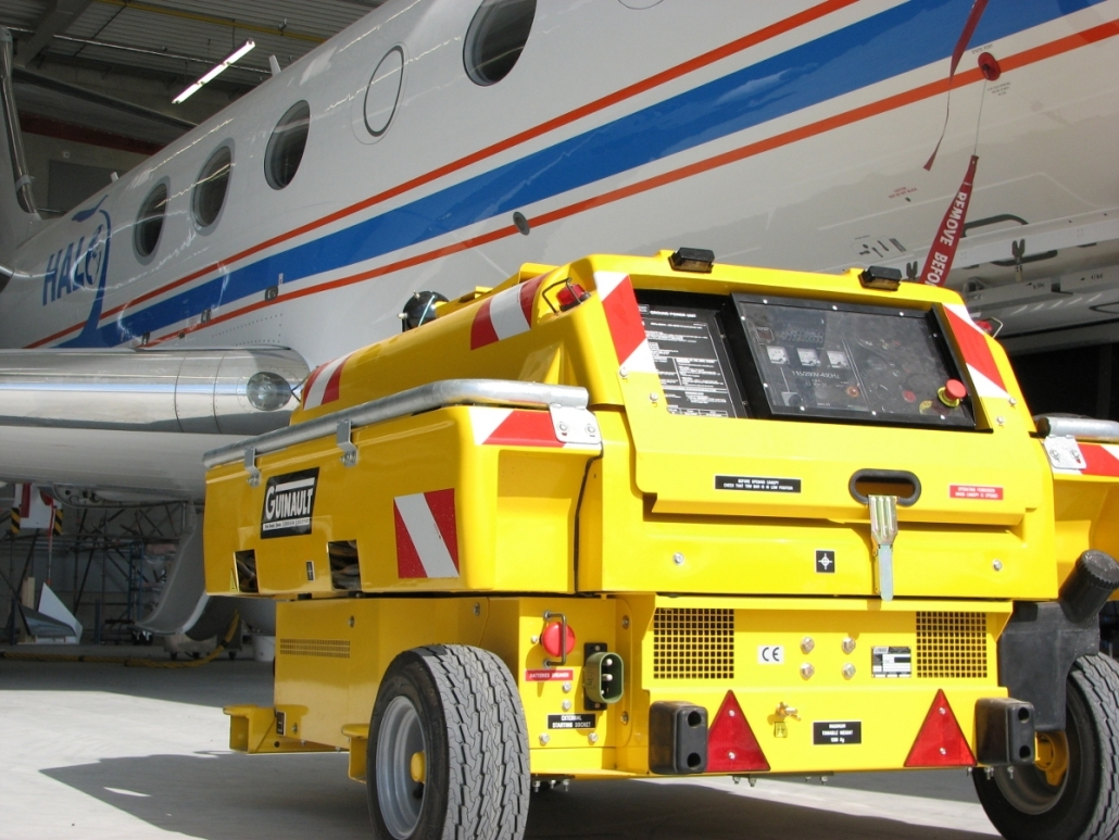 Ground support equipment Guinault GPU GB60/20 with 60kvA for ATR/E145/Jets: picture 10