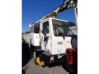 Ground support equipment JBT Deicer Tempest 2