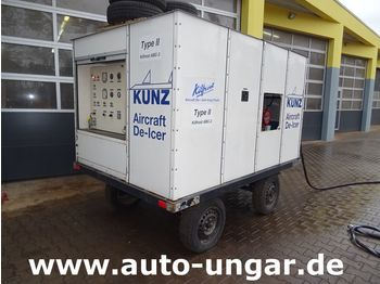 Ground support equipment Kunz Aircraft De-Icer Anti-Icer 1200E GSE