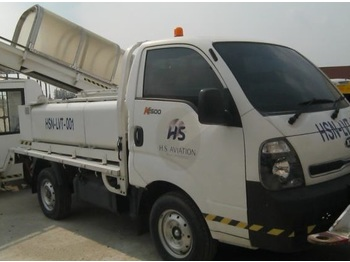 Ground support equipment PANUS Toilet truck PA-LVP-006