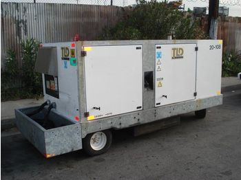 Ground support equipment TLD GPU/120 KVA 4120-T-CUP