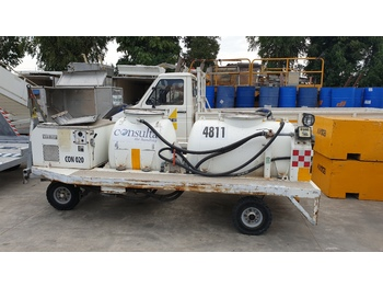 Ground support equipment Water Unit Aviogei VAT 737