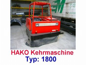 Hako WERKE Kehrmaschine Typ 1800 - municipal/ special vehicle