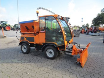 Municipal/ special vehicle Iseki ICT 50: picture 1