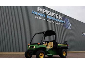 Municipal/ special vehicle John Deere TE GATOR CE Electric, 4x2 Drive, 24 KM/h, Towing C