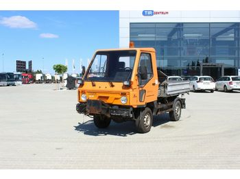 Municipal/ special vehicle MAGMA ALFICAR , THREESIDED ,4X4