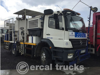Municipal/ special vehicle MERCEDES-BENZ 2007 AXOR 1823 K 4X2 EURO3 ROAD LINE TRUCK
