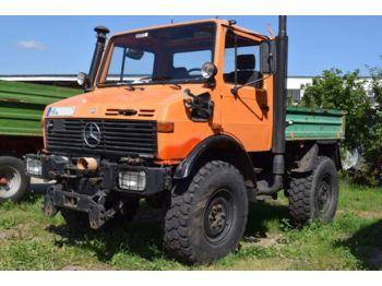 آلية المنفعة/ مركبة خاصة MERCEDES-BENZ Unimog U 1200