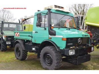 آلية المنفعة/ مركبة خاصة MERCEDES-BENZ Unimog U 1400