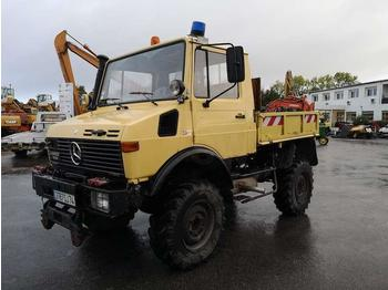Municipal/ special vehicle Mercedes UNIMOG 1200