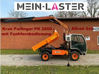 Multicar AUSA M250 Kipper + PK 2800 mit Funkfernbedienung  - آلية المنفعة/ مركبة خاصة