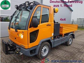 Multicar M 30 4x4 3 Seiten Kipper 1. Hand Top Zustand - آلية المنفعة/ مركبة خاصة