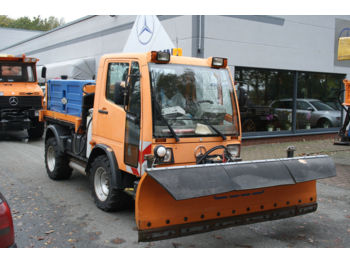 Multicar UX 100,Multicar,Hansa,Ladog,  - آلية المنفعة/ مركبة خاصة