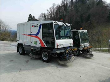 DULEVO 5000 Evolution - sweeper