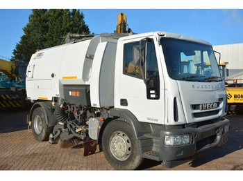 Sweeper Iveco 180E28 Johnston Sweeper