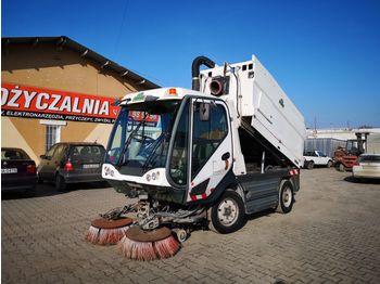 JOHNSTON Semat EURO IV uszkodzona sweeper damaged - sweeper