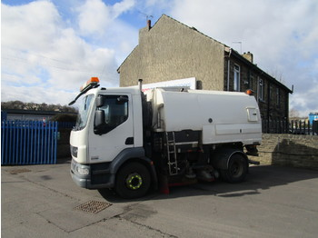 Sweeper Johnston VT650
