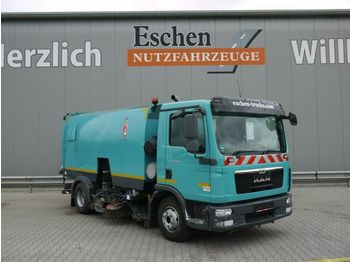 Sweeper MAN TGL 12.250 4x2 BL, Brock SL 180/2K