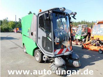 TENNANT Applied Sweeper Green Machines - 500 ZE elektro Kehrmaschine - مكنسة كهربائية