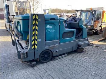 TENNANT M30 schrobmachine veegmachine - FOR PARTS - sweeper