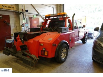 Chevrolet 4x4 - tow truck