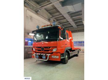 شاحنة سحب Mercedes 1222L