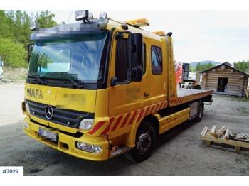 Mercedes-Benz Atego - شاحنة سحب