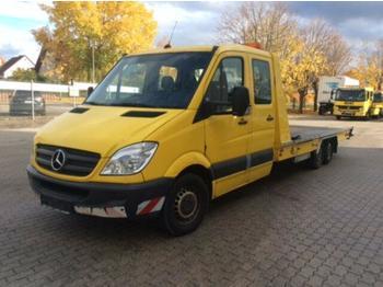 شاحنة سحب Mercedes-Benz - Sprinter 318 CDI Algema XXL Blitzlader