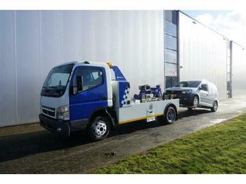Mitsubishi CANTER 65C15 4X2 RECOVERY TRUCK WINCH RADIO EURO  - شاحنة سحب