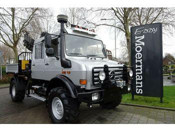 Municipal/ special vehicle Unimog U4000 4x4 DOKA