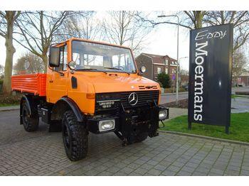 Municipal/ special vehicle Unimog U 1250 6 Cylinder Diesel