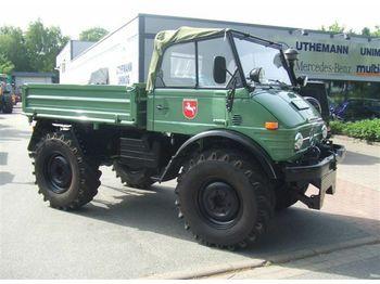 Unimog U 900 Cabrio,Unimog,U 406,  - آلية المنفعة/ مركبة خاصة